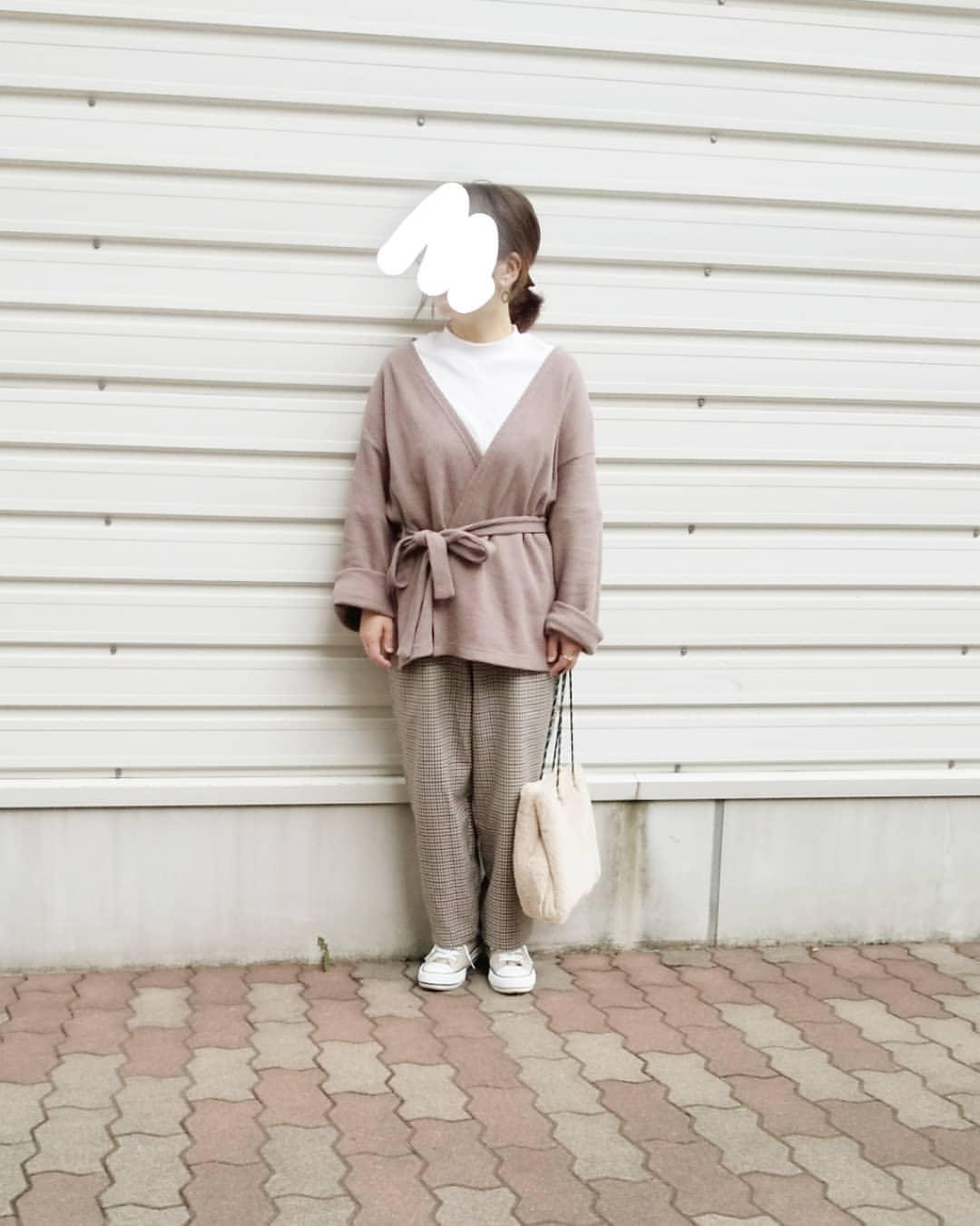 最高気温30度・最低気温22度 yoco_145cmの服装