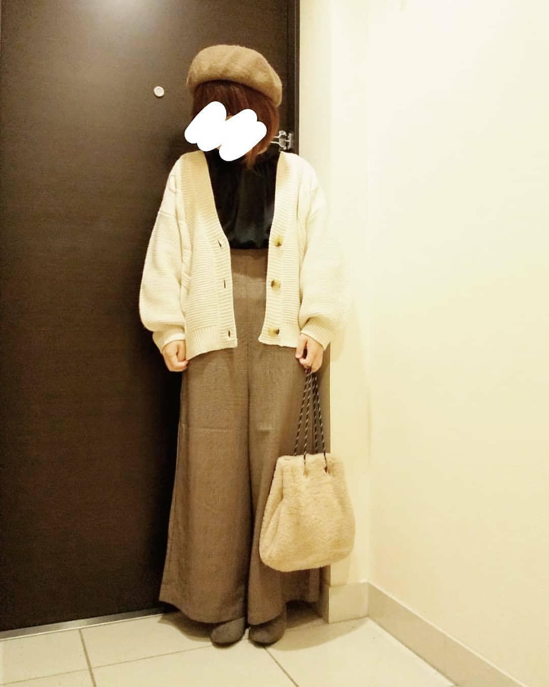 最高気温22度・最低気温15度 yoco_145cmの服装