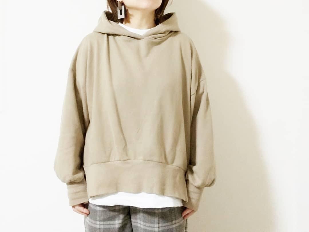 最高気温19度・最低気温12度 yoco_145cmの服装