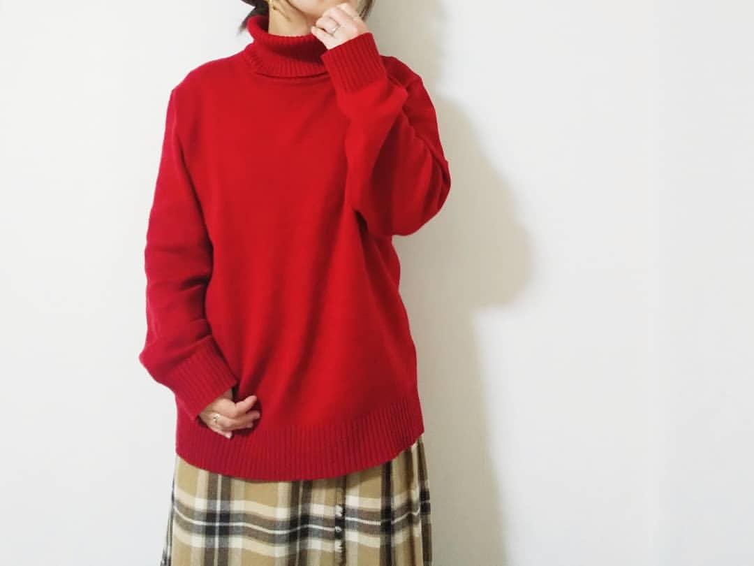 最高気温7度・最低気温4度 yoco_145cmの服装