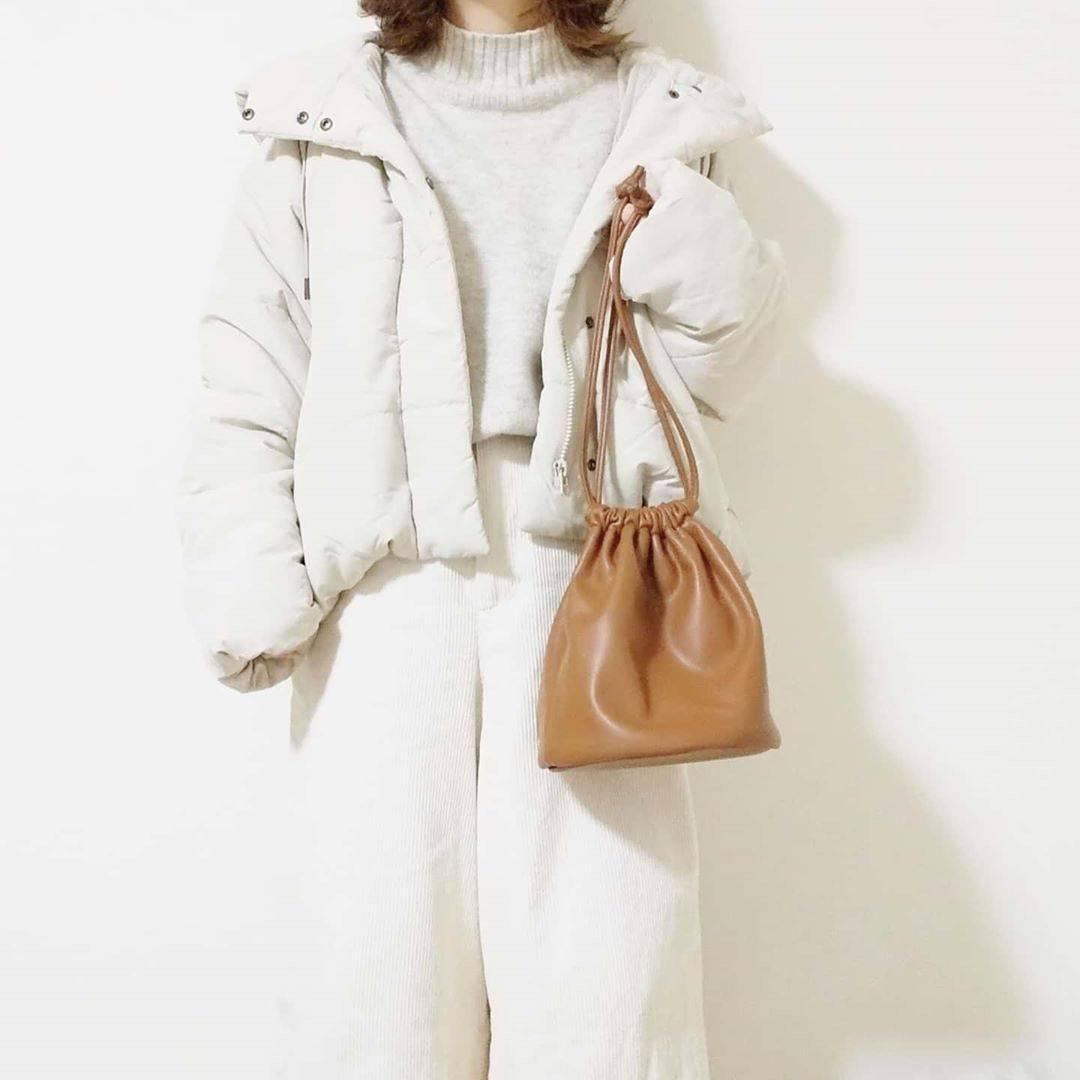 最高気温10度・最低気温3度 yoco_145cmの服装