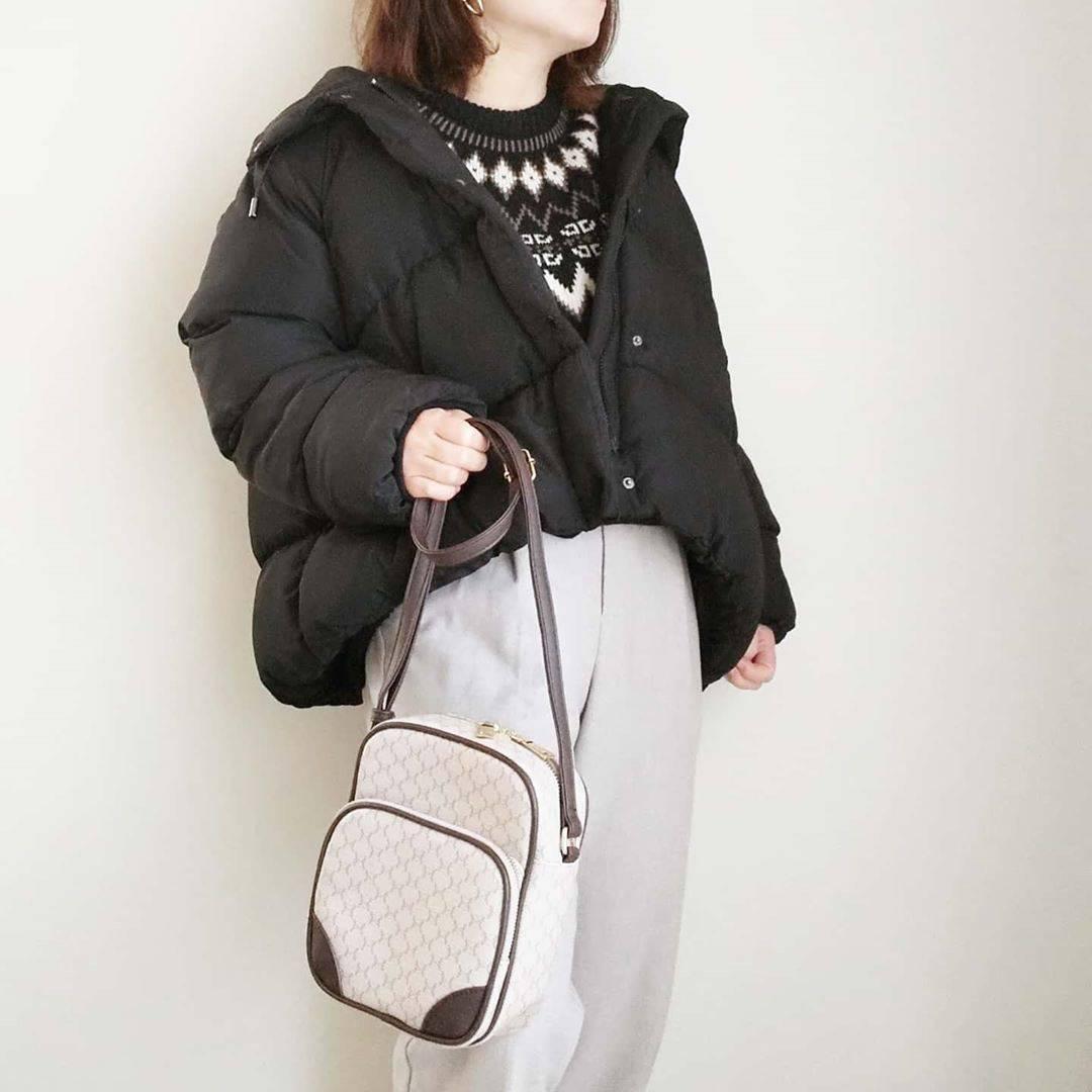 最高気温7度・最低気温1度 yoco_145cmの服装