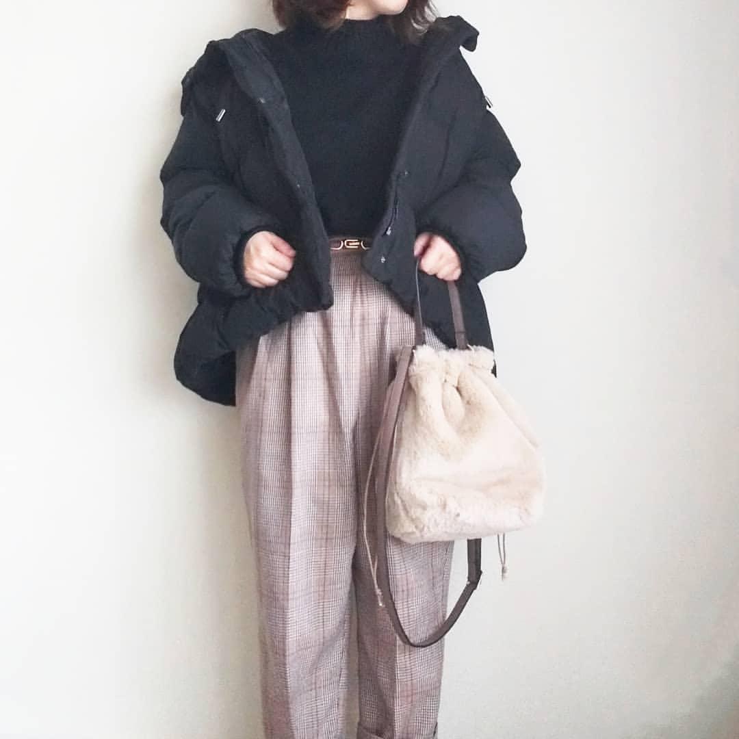 最高気温12度・最低気温1度 yoco_145cmの服装